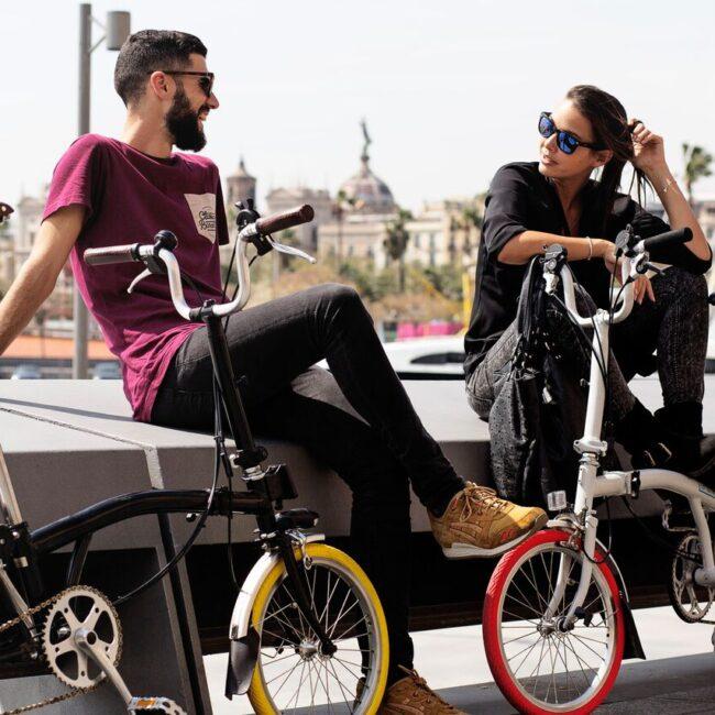 Barns-, Last- og fällbara cyklar